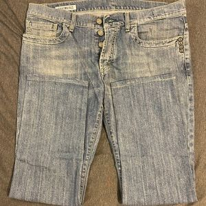 Bikkembergs Slim Fit Jeans